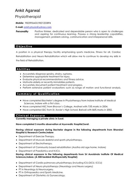 professional resume and cv writing exles of resumes format to writing a cv latest 2016