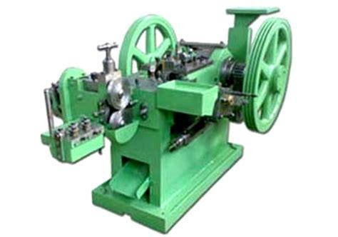 bolt making header machine bolts header making machine manufacturers exporters  india