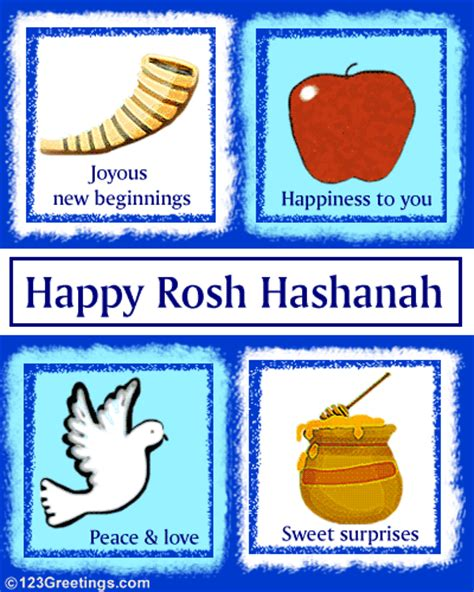 joyous rosh hashanah   wishes ecards