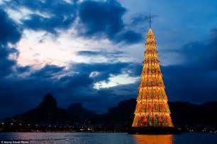 trees of lights in brazil mailonline travel reveals the best trees in the world daily mail