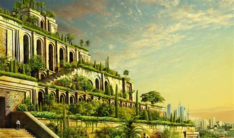 jardins suspendus de babylone aujourd hui recherche