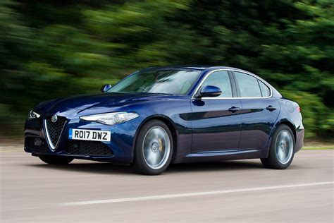 All Alfa Romeo Models by Term Test Review Alfa Romeo Giulia Auto Express