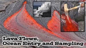 What Is Lava  Hawaiian Volcanoes Molten Lava Flow
