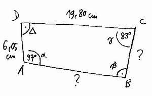 Viereck Winkel Berechnen : mp forum beim viereck die seitenl nge berechnen matroids matheplanet ~ Themetempest.com Abrechnung