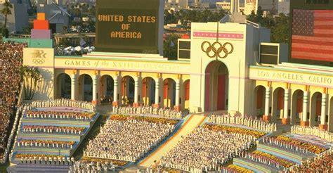 hosting   olympics   los angeles
