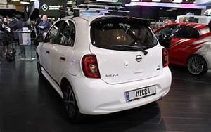 Voiture Nissan Micra : compare car iisurance comparateur voiture moins chere ~ Nature-et-papiers.com Idées de Décoration