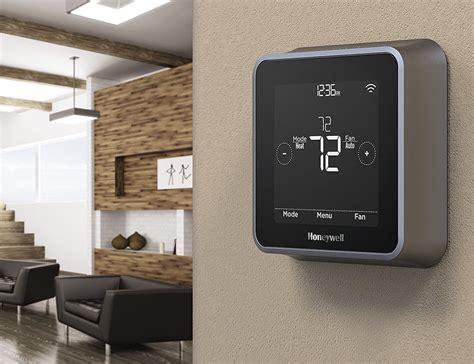 lyric  wi fi thermostat gadget flow