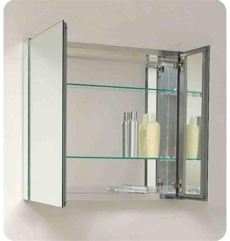 mirrored bathroom cabinet home furniture design