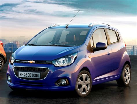 2017 Chevrolet Beat India Launch, Price, Specifications