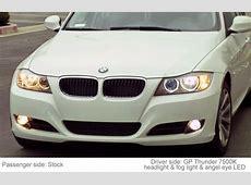 LED Ring Marker Light for BMW E90 E91 Angel Eyes