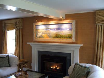 lighting for paintings exeter river lighting design gallery