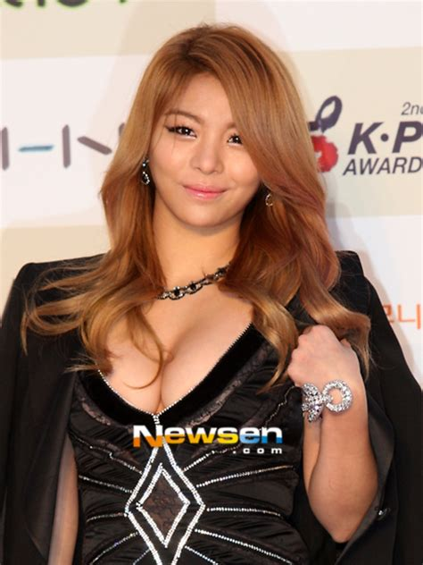 2nd Gaon Chart Kpop Awards Ailee  Hype Malaysia
