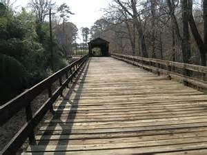 Covered Bridge Near Warm Springs GA