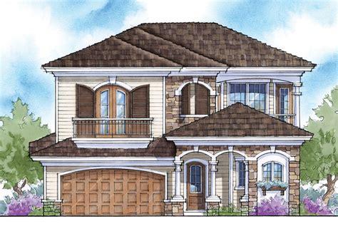 Energy Saving Courtyard House Plan