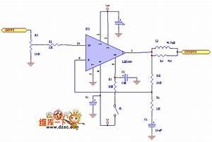 Lm3886 Production Amplifier Circuit