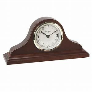 Wooden Wall Clock With Pendulum