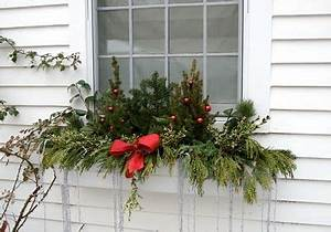 25 best Winter window boxes ideas on Pinterest