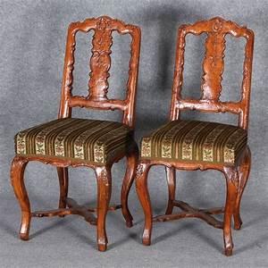 Sitzhöhe Berechnen : zwei barock st hle nussbaumholz schnitzwerk h 96 5 ~ Themetempest.com Abrechnung
