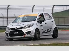 Proton Iriz R3 wins on Malaysian Touring Car debut