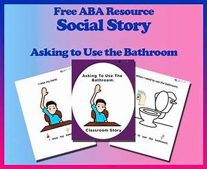 Going to the bathroom social story 28 images what can for Using the bathroom social story