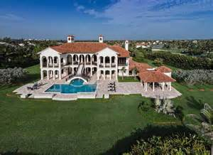 mediterranean home floor plans a look at 3 lavish waterfront mansions for sale in stuart fl homes of the rich