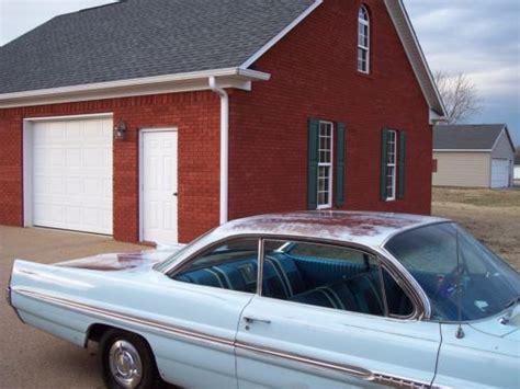 Buy Used 1961 Pontiac Bonneville 389 Tri Power Bubble Top