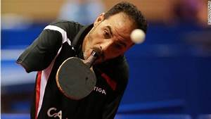 Meet the armless table tennis player who proves 'nothing ...