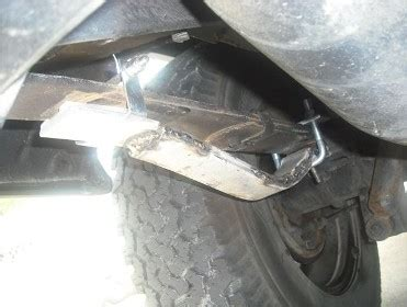 How To Fix A Sagging Springs by Sagging Leaf Sprin Fix Jeep Forum
