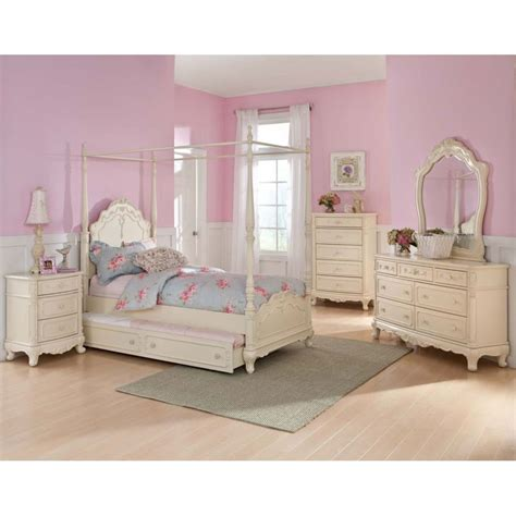 romantic  modern ideas  girls bedroom sets