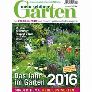 Abo Mein Schöner Garten : mein sch ner garten mein sch ner garten kalender 2016 ~ Eleganceandgraceweddings.com Haus und Dekorationen