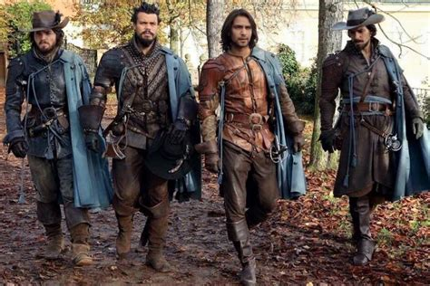 photo de d artagnan the musketeers series 3 1 5 the boys back in the culture concept circle