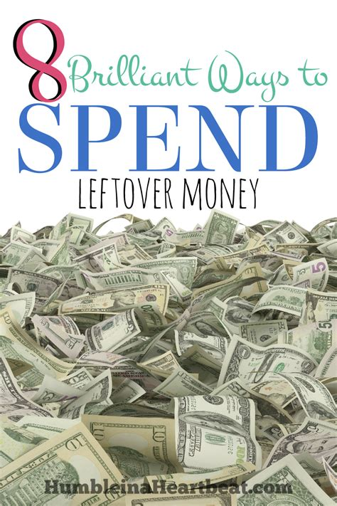 8 Brilliant Ways To Spend Discretionary Income  Humble In