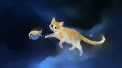 Cute Fish 4 Hd Wallpaper
