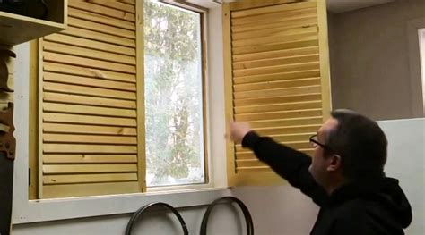 Diy Blinds by Building Diy Wooden Window Blinds Home Projects Do It
