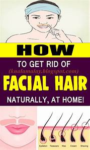 Instructions To Remove Facial Hair Naturally  Best Methods