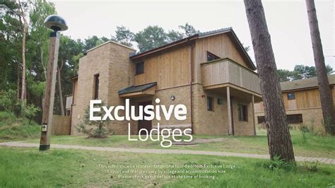 Executive 4 Bedroom Lodge by Centre Parcs Executive Apartment Whinfell