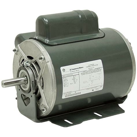 1 Hp Electric Motor by 1 2 Hp 1140 Rpm 230 Volt Ac General Electric Motor 10 2826