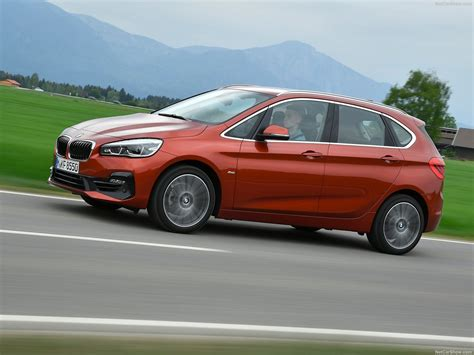 Bmw 2series Active Tourer (2019)  Picture 28 Of 40