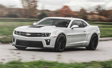 2015 Chevrolet Camaro Zl1 Test