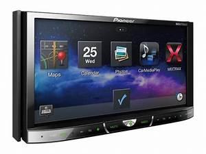 Pioneer Avh-x In-dash Dvd Head Units