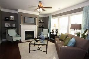 Blue grey and brown color scheme painting best home design for Interior decorating colour scheme ideas