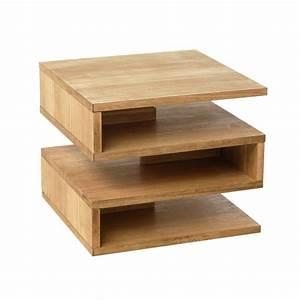 Table De Salon Alinea : bout de canap ch ne zig les bouts de canap tables ~ Dailycaller-alerts.com Idées de Décoration