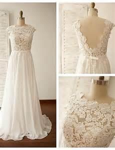 chiffon wedding dresses über 1 000 ideen zu vintage brautkleider auf