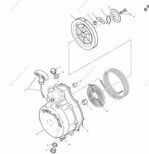 Polaris Atv 2000 Oem Parts Diagram For Recoil Starter