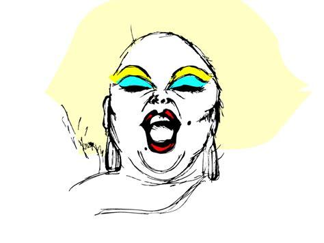 Drag Queen By Eonothea20 On Deviantart