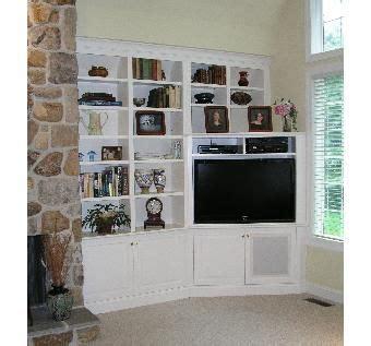custom built  corner tv cabinet  tony omalley custom