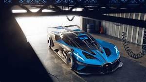 2020, Bugatti, Bolide, Concept, Wallpapers