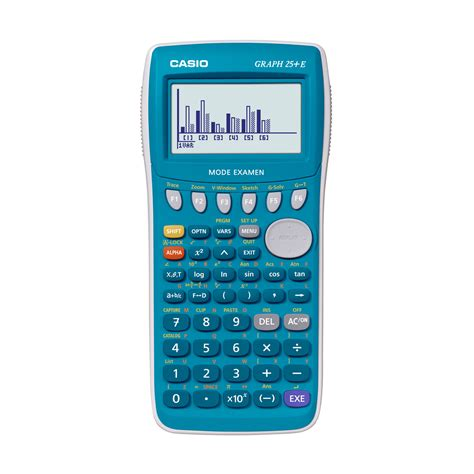 calculatrice graphique bureau en gros casio graph 25 e calculatrice casio sur ldlc com