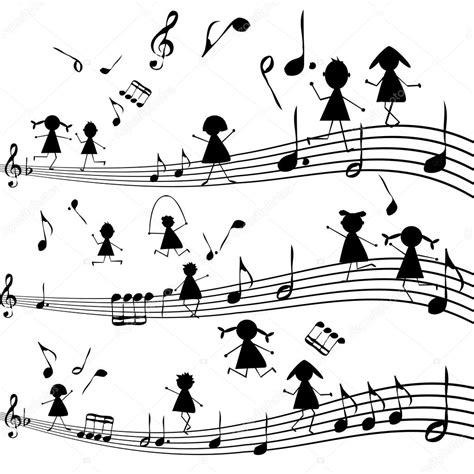 disegni bambini stilizzati sagome di bambini stilizzati vettoriali stock