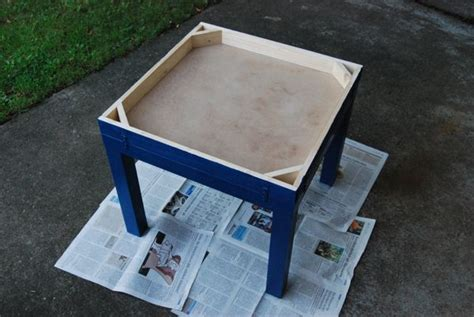 gurublog turning  ikea coffee table   beyblade arena